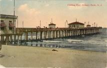 Fishing Pier, Asbury Park, NJ 1912