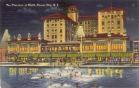 Flanders at Night, Ocean City, NJ 1959