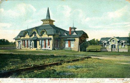 Frankford Country Club 1907