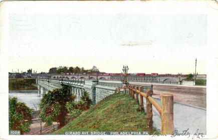 Girard Avenue Bridge, Philadelphia 1907