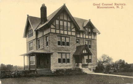 Good Counsel Rectory, Moorestown, NJ