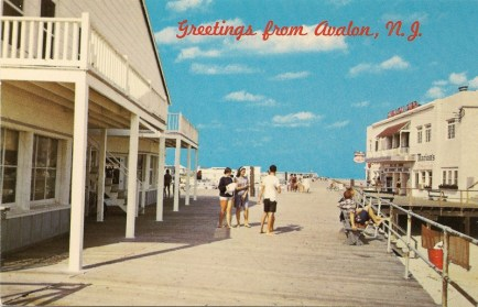 Greetings from Avalon, NJ