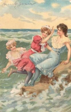 Greetings from Ocean City, NJ 1907