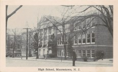 High School, Moorestown, NJ