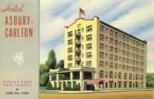 Hotel Asbury Carlton, Asbury Park, NJ