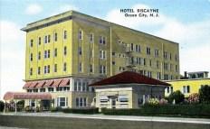 Hotel Biscayne, Moorlyn Terrace & Ocean Avenue, Ocean City, NJ