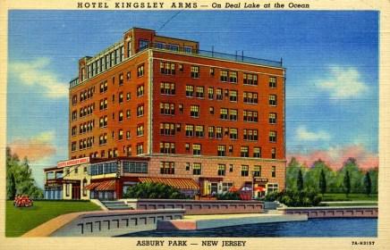 Hotel Kingsley Arms, Asbury Park, NJ