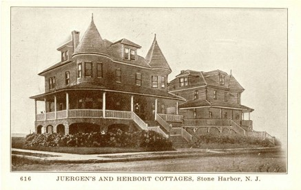 Juergen's and Herbert Cottages, Stone Harbor, NJ