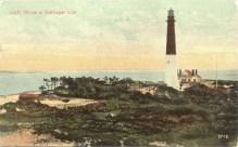 Light House at Barnegat Inlet