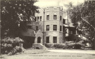 Lutheran Home and Infirmary, Moorestown, NJ