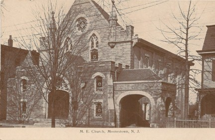 M.E. Church, Moorestown, NJ