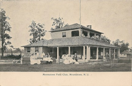 Moorestown Field Club, Moorestown, NJ