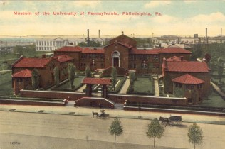 Museum of the University of Pennsylvania, Philadelphia, PA