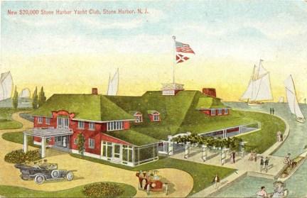 New $20,000 Stone Harbor Yacht Club, Stone Harbor, NJ