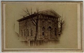 New Burlington Library, 100 East Broad St., Burlington NJ