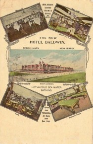 New Hotel Baldwin, Beach Haven, NJ