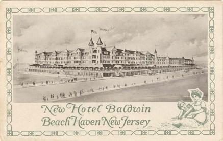 New Hotel Baldwin, Beach Haven, NJ