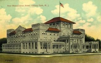 New Metropolitan Hotel, Asbury Park, NJ