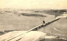 New Stone Harbor-Wildwood Bridge from Air