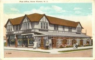 Post Office, Stone Harbor, NJ