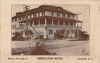 Princeton Hotel, Avalon, NJ
