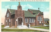 Protestant Episcopal Church, St. Mary's by the Sea, Stone Harbor, N.J., July 7, 1924
