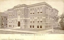 Public High School, Moorestown, NJ