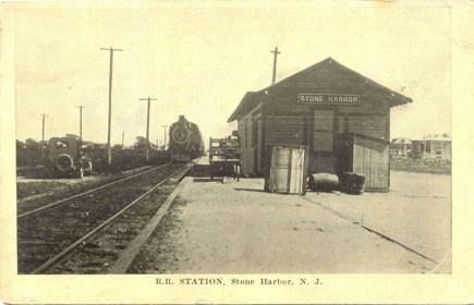 Railroad Station, Stone Harbor, NJ