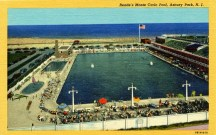 Reade's Monte Carlo Pool, Asbury Park, NJ
