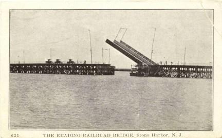 Reading Railroad Bridge, Stone Harbor, NJ