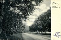 River Drive, below Girard Avenue, Philadelphia 1908