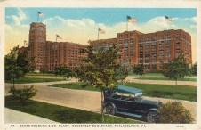 Sears, Roebuck, and Company Plant, Roosevelt Blvd., Philadelphia, PA 1926