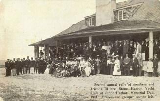 Second Annual Rally 1911, Stone Harbor Yacht Club, Stone Harbor, NJ
