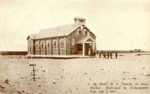 St. Paul's R.C. Church of Stone Harbor, NJ 1911
