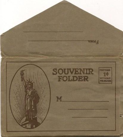 Stone Harbor Souvenir Folder 1912 1