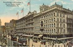 Strawbridge and Clothier's, 8th and Market Sts., Philadelphia, PA 1914
