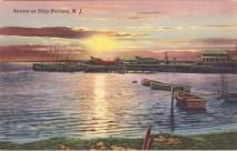 Sunset at Ship Bottom, NJ