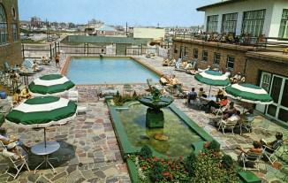 The Flanders Hotel, Ocean City, NJ 1961