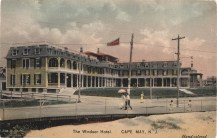 The Windsor Hotel, Cape May, NJ