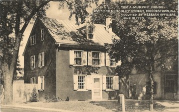Tom A. Murphy House, Main and Schooley Sts., Moorestown, NJ