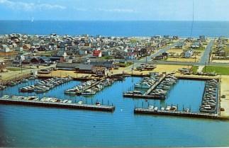 View of Shelter Harbor Marina, Beach Haven, NJ