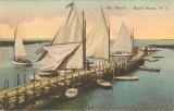 Wharf, Beach Haven, NJ 1931