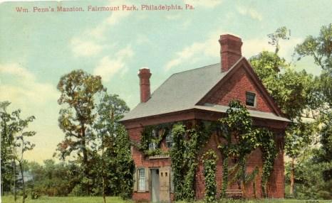 William Penn Mansion, Fairmont Park, Philadelphia, PA