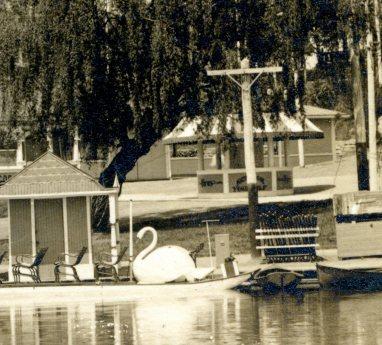 Woodside Park, Philadelphia, PA 1909