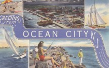 Greetings from Ocean City, NJ