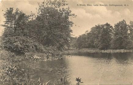 A Shady Glen, Lake Newton, Collingswood, NJ