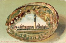 Absecon Light House, Atlantic City, NJ 1907
