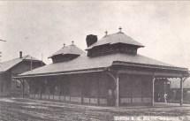 Central RR Station, Bridgeton, NJ