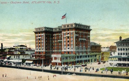 Chalfonte Hotel, Atlantic City, NJ