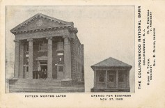 Collingswood National Bank, Collingswood, NJ